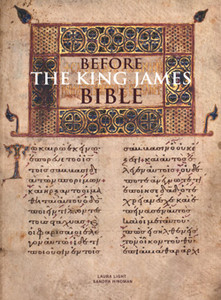 BEFORE THE KING JAMES BIBLE